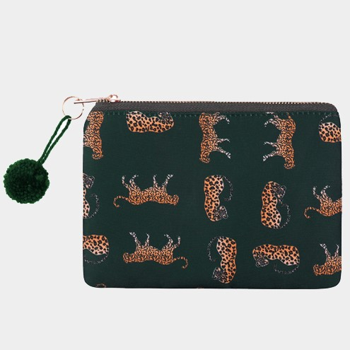 Make-up Bag Wild Leopards